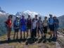 Tour du Mont Blanc 1501