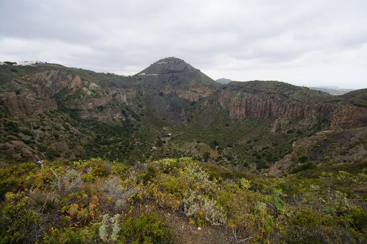 Bandama crater