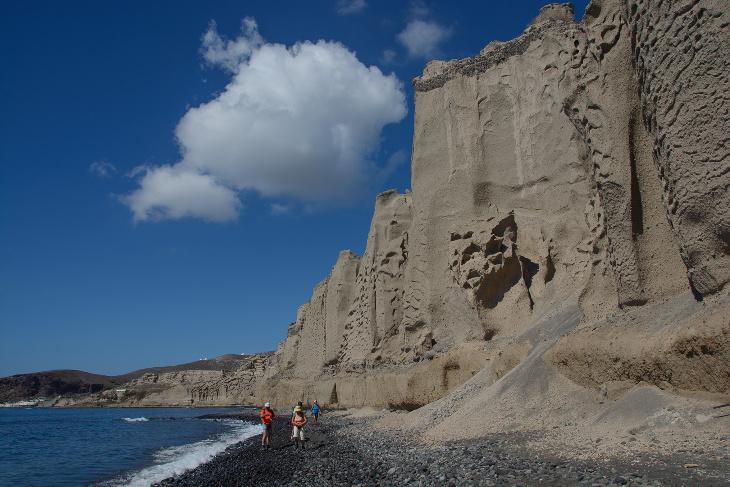 Steilküste nahe Vlichada